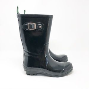 Kamik Black Rain Boot